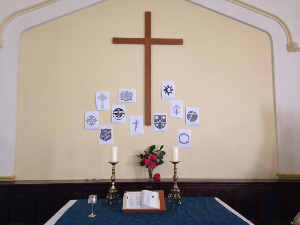 Symbols of Other Churches