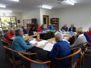 Church Council Meeting @ Oak Community Centre, Bridgewater Uniting Church